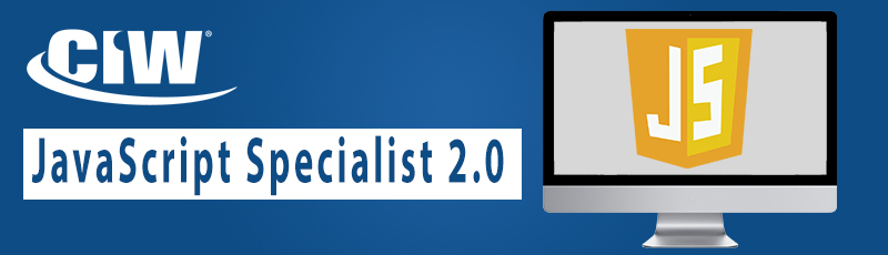 New CIW JavaScript Specialist 2.0 Available This Fall