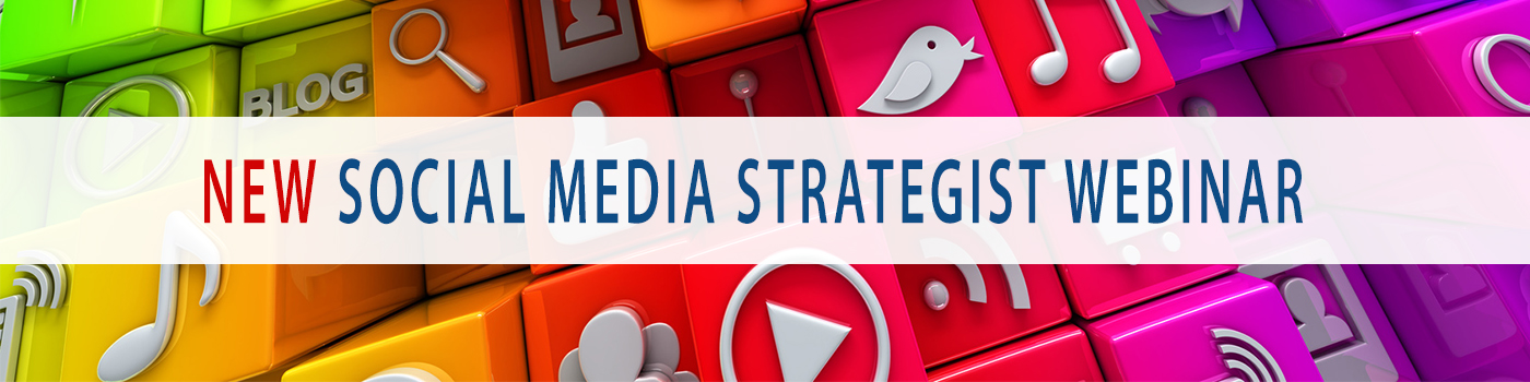 CIW Social Media Strategist Webinar - March 15th at 8:00 AM PDT