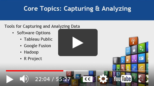CIW Data Analyst Webinar Video