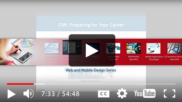 CIW UI Designer Video