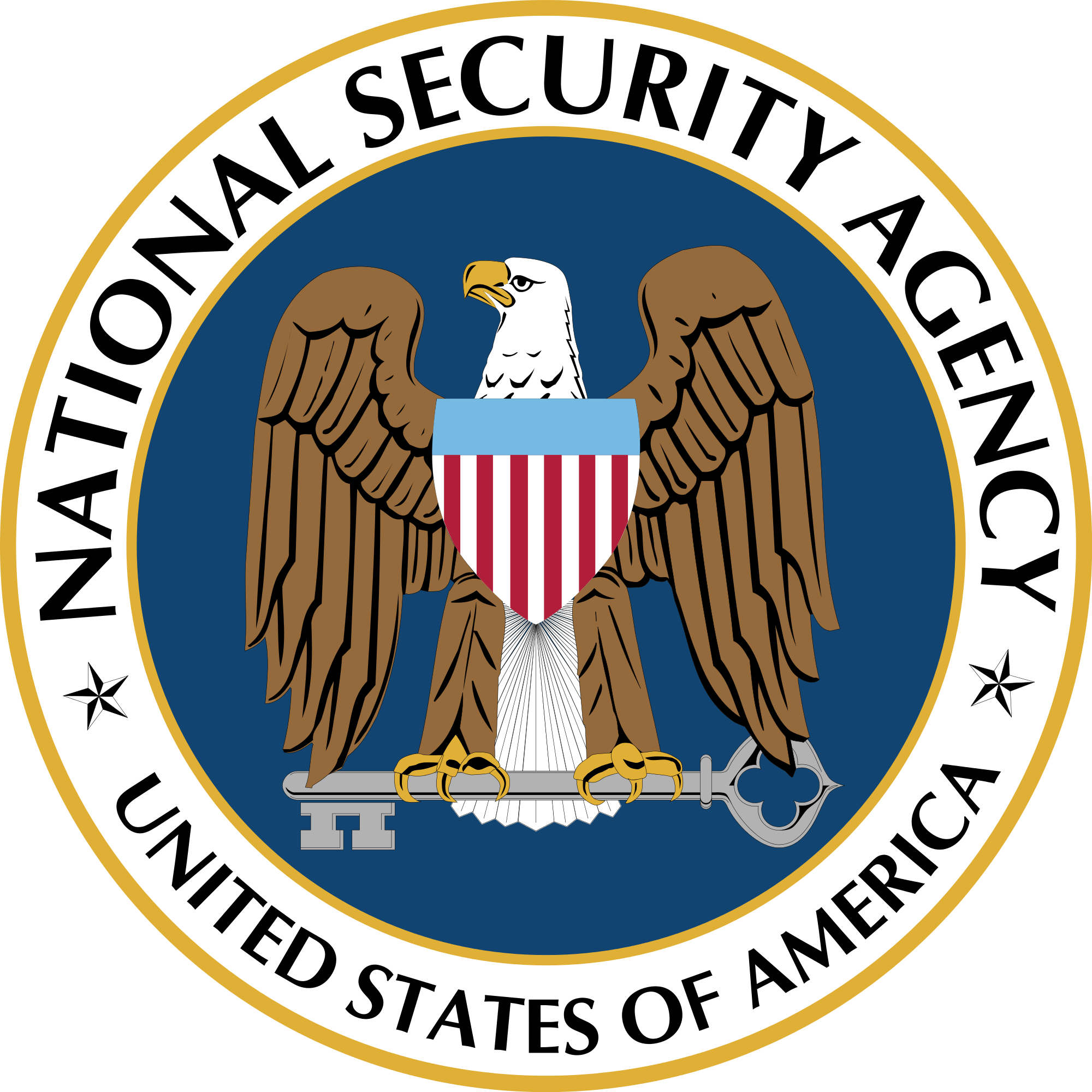 National Security Agency (NSA) Logo