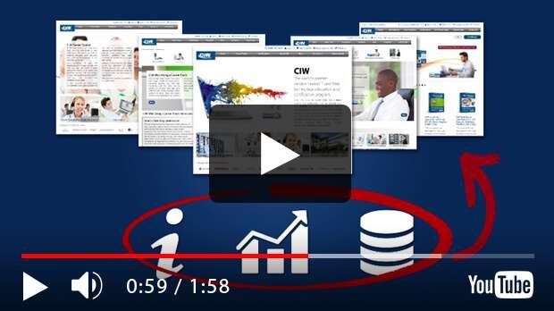 CIW Network Technology Associate CIW User Interface Designer